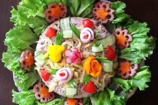 春爛漫のライスケーキ画像